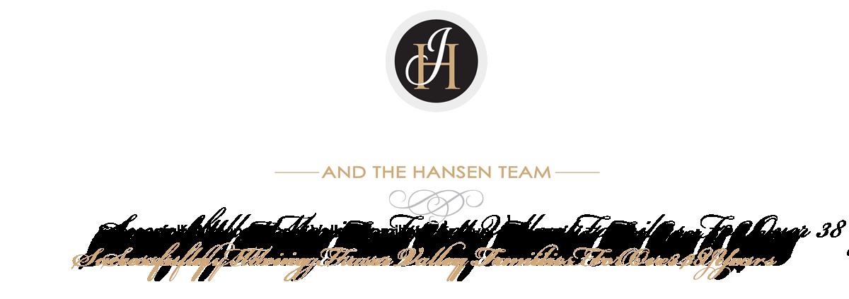 Joan Hansen Real Estate Team Logo